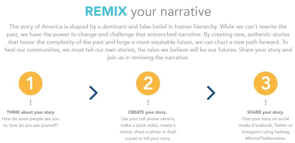 Remix the Narrative